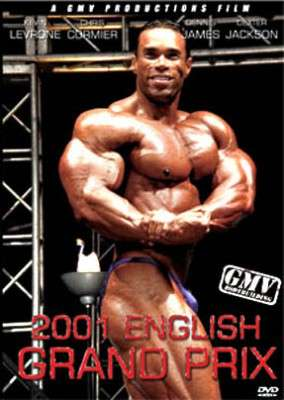 2001 IFBB English Grand Prix (DVD)