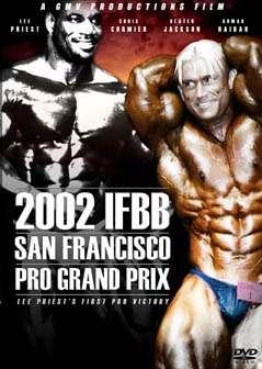 2002 IFBB San Francisco Pro Grand Prix (DVD)