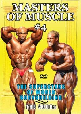 Masters of Muscle # 4 (DVD)