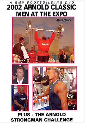 2002 Arnold Classic Strongman (DVD)