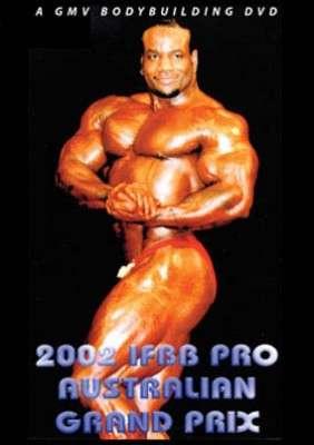 2002 IFBB PRO Australian Grand Prix (DVD)