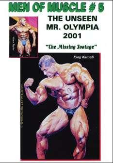 Men of Muscle # 5 (DVD)