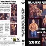 2002 Mr. Olympia Prejudging Pump Room # 1 (DVD)