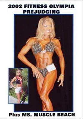 2002 Fitness Olympia - Prejudging  (DVD)