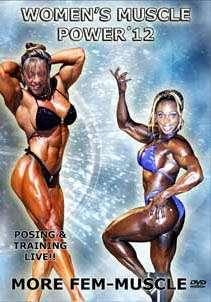 Women's Muscle Power # 12 (DVD)