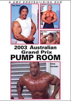 2003 IFBB Pro Australian Grand Prix Pump Room (DVD)