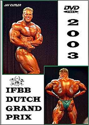 2003 IFBB Dutch Grand Prix (DVD)
