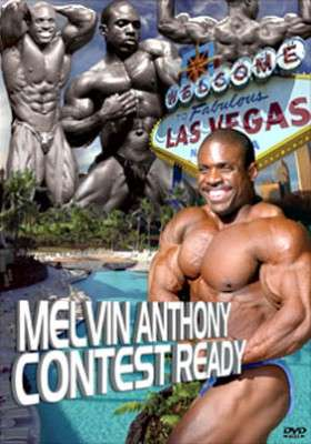 Melvin Anthony - Contest Ready (DVD)