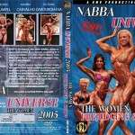 2005 NABBA Universe - The Women (DVD)