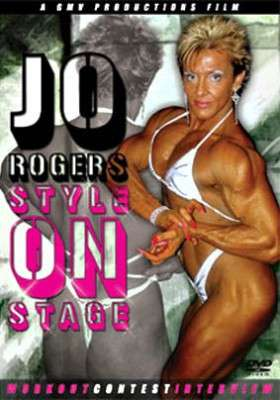 Jo Rogers: Style on Stage (DVD)