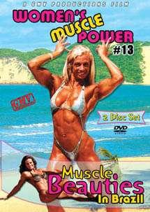 Women's Muscle Power #13 (DVD)