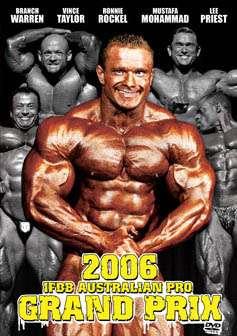 2006 IFBB Australian Grand Prix (Download)