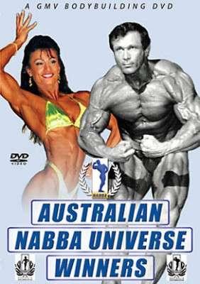 Australian NABBA Universe Winners (DVD)