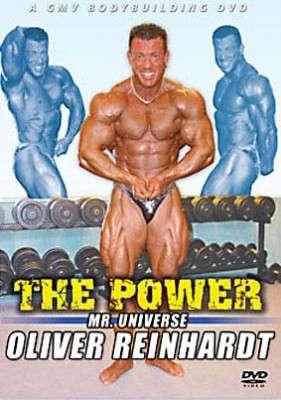 Oliver Reinhardt - The Power (DVD)