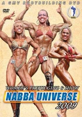 2009 NABBA Universe - Women (DVD)