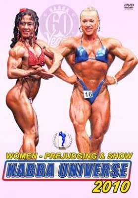 2010 NABBA Universe - Women (DVD)