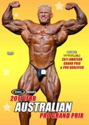 2011 IFBB Australian Pro Grand Prix (DVD)