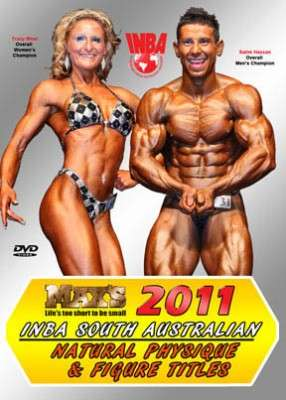 2011 INBA S. A. Natural Championships  (DVD)