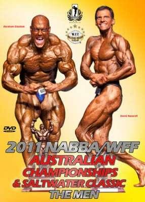 2011 NABBA/WFF Australian Championships: Men (DVD)