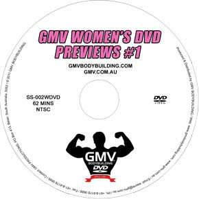 GMV Women's DVD Previews Disk # 1 (DVD)