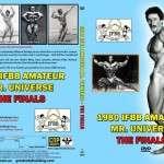 1980 IFBB Amateur Mr. Universe (DVD)
