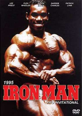 1995 Iron Man Pro Invitational (DVD)