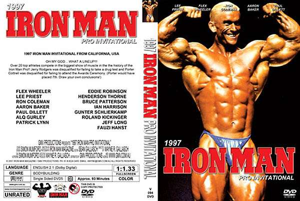 Iron Man Bodybuilding