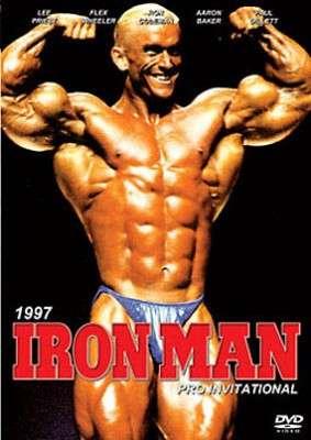 1997 Iron Man Pro Invitational (DVD)