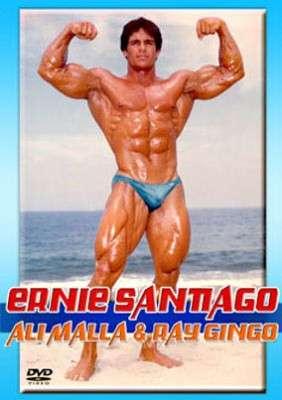 Ernie Santiago, Ali Malla & Ray Gingo (DVD)
