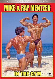 Mike and Ray Mentzer - In the Gym (DVD)