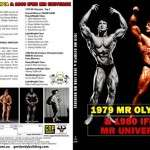 1979 Mr Olympia and 1980 IFBB Mr Universe (DVD)