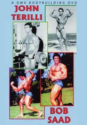 John Terilli and Bob Saad (DVD)