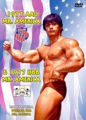 1977 AAU Mr. America & 1977 IFBB Mr. America (DVD)