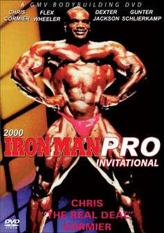2000 Iron Man Pro Invitational (DVD)