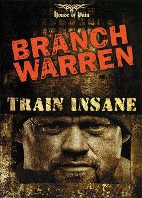 Branch Warren - Train Insane (DVD)