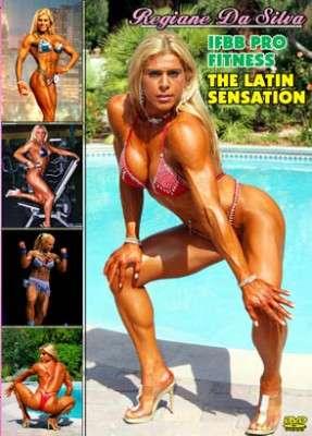 Regiane da Silva - IFBB Fitness Pro (DVD)