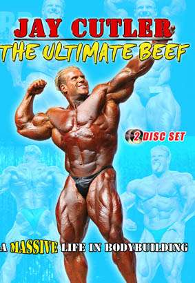 Jay Cutler - The Ultimate Beef (DVD)