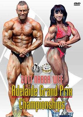 2011 NABBA/WFF Adelaide Grand Prix Champs. (DVD)