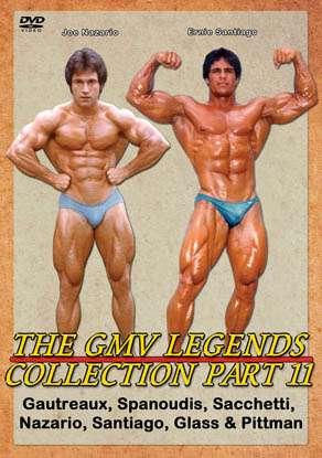 GMV Legends Collection # 11 (DVD)