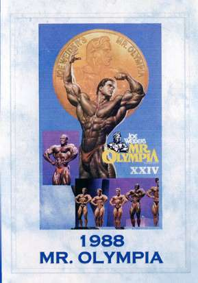 IFBB Mr. Olympia Downloads or DVDs