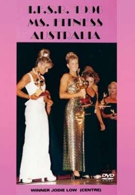 1996 IFSB Ms. Fitness Australia (DVD)