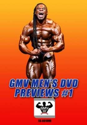 GMV Men's DVD Previews # 1 (DVD)
