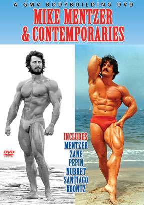 Mike Mentzer and Contemporaries (DVD)