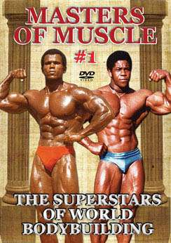 Masters of Muscle # 1 (Digital Download)