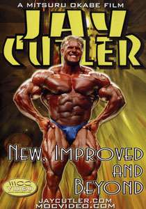 Jay cutler New Improved and Beyond