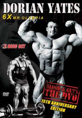 Dorian Yates Blood & Guts