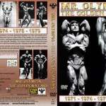 Mr. Olympia The Golden Years (DVD)