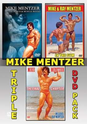 Mike & Ray Mentzer Triple Pack (DVD)