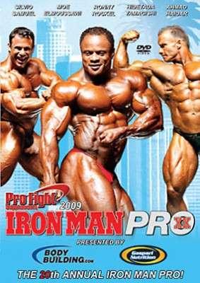 2009 Iron Man Pro Invitational (DVD)