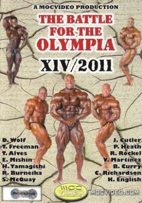 Battle for the Olympia 2011 (DVD)
